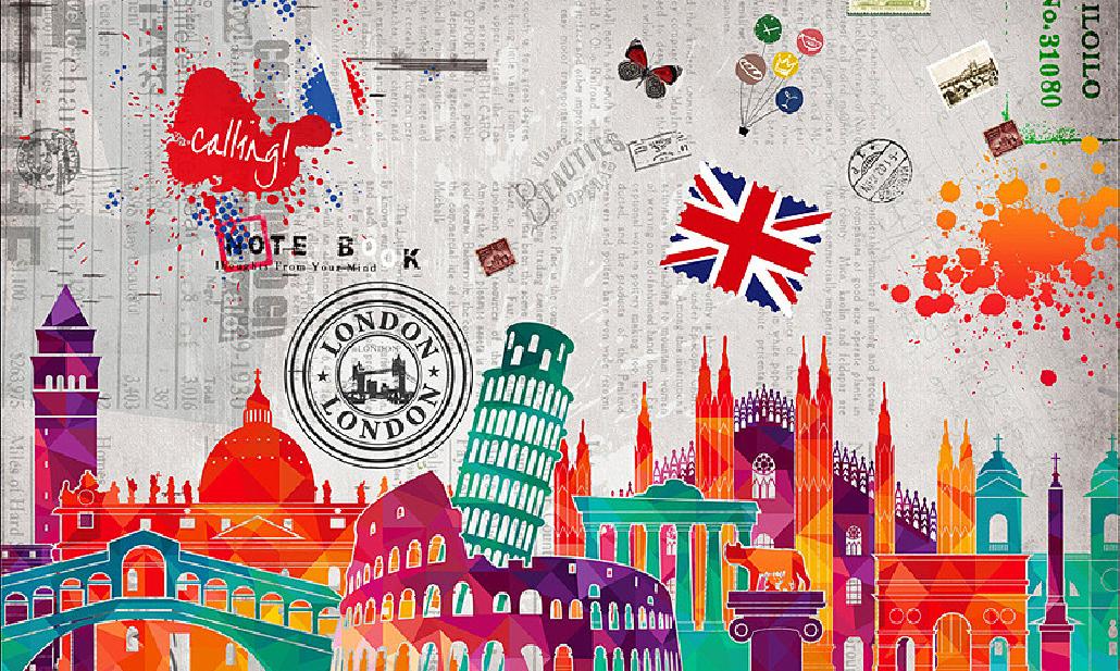 3D 3D 3D Städtische Farbmalerei 88 Tapete Wandgemälde Tapete Tapeten Bild Familie DE  | Wunderbar  | Neue Sorten werden eingeführt  | Vorzugspreis  fd9147