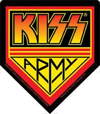 KISS - Army Logo Sticker