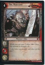 Lord Of The Rings CCG Card RotK 7.U301 Orc Marauder