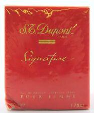 (GRUNDPREIS 179,80€/100ML) S.T. DUPONT PARIS SIGNATURE POUR FEMME 50ML EDP