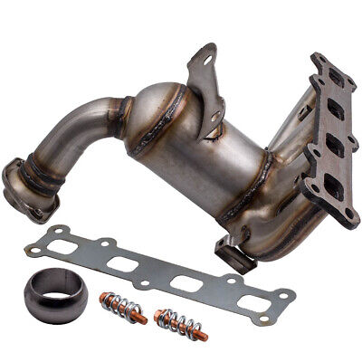 Exhaust Manifold with Integrated Catalytic Converter For Jeep Compass2.4L