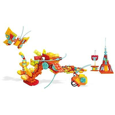 Mega Construx Inventions Yellows Color Pack Building Set NEW IN STOCK