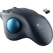 Logitech M570 Wireless Trackball, Computer Wireless Mouse (910-001799)