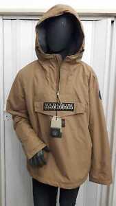 Napapijri-Jacket-Jacke-Man-Size-XL-Colour-Beige
