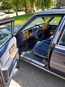 1983 Cadillac Fleetwood Brougham