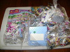 LEGO Friends Heartlake Shopping Mall (41058) - mostly in sealed bags - read!