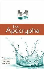 CEB Common English Bible the Apocrypha by Common English Bible (2013, Paperback)