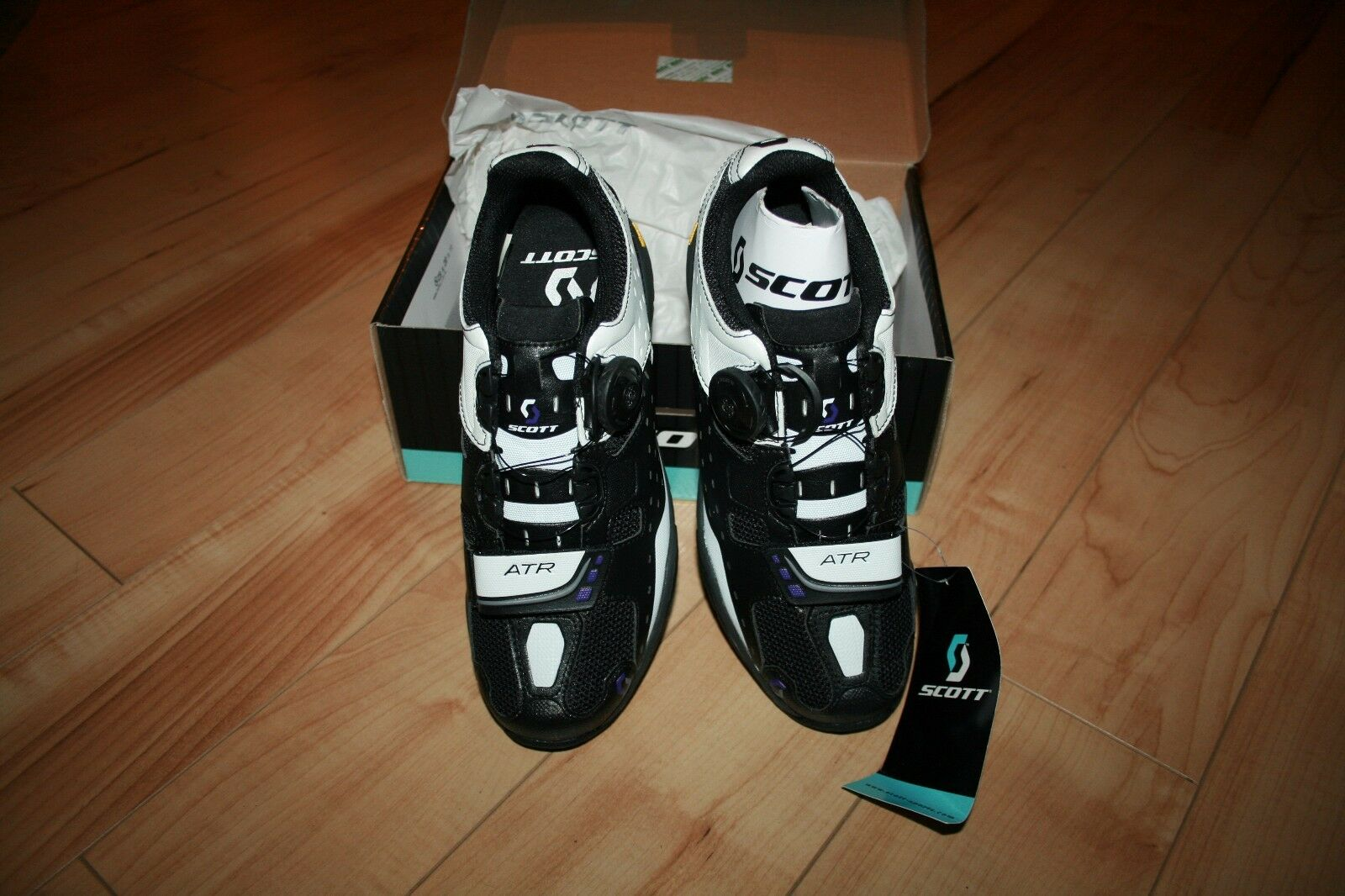 SCOTT Women's A.T.R. Lady MTB shoe size 38