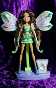 Winx-Club-2004-Enchantix-Singing-Doll-Layla-Aisha-Rare-Lights-up