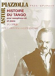 Piazzolla Histoire Du Tango Isoda Sop/tenor Sax Fixing Prices According To Quality Of Products Wind & Woodwinds Contemporary