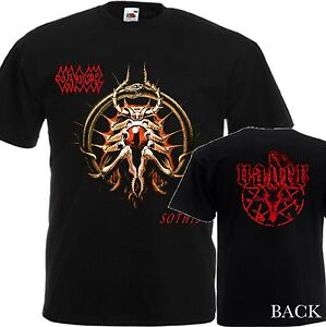 New T Shirt The Popular Death Metal Band Vader Dtg Printed Tee S
