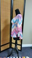 Girls Weavers Girl Xl Baby Doll Top Pastel Colors