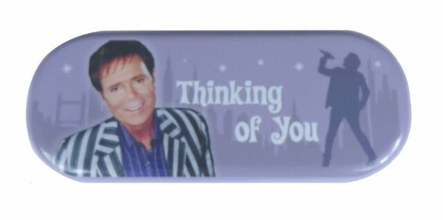 Cliff Richard Glasses Case, Collectables, Rock & Roll, Gifts, Women IC026