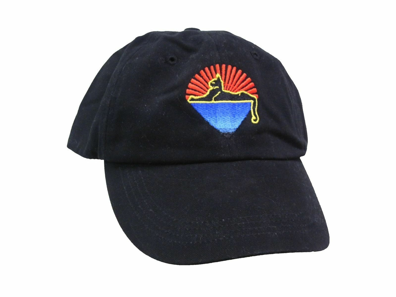 New Grateful Dead Cats Under The The Under Stars Embroidered Baseball Hat e10dbb