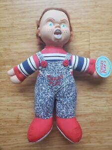RARE-Child-039-s-play-3-chucky-Poupee-Neuf-Avec-Etiquettes-1993-Play-By-Play-Toy-039-s-amp-NOVELTIES