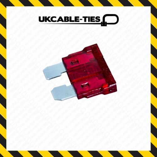 Automotive STANDARD 40A Car Blade Type Fuses 2A ATO Motorcycle