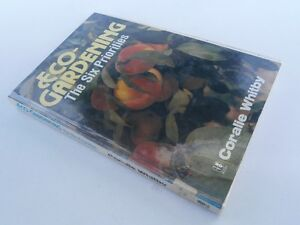 ECO-GARDENING-The-Six-Priorities-Coralie-Whitby-RARE-TITLE