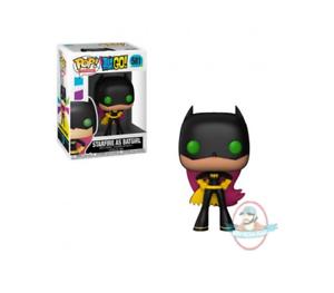 Pop-TV-Teen-Titans-Go-Starfire-as-Batgirl-581-Vinyl-Figure-Funko