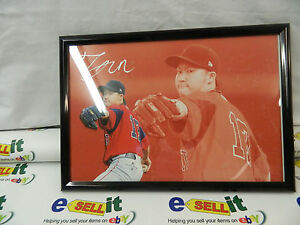 2011 Just Minors Junichi Tazawa Auto Canvas Print #'d 15/25