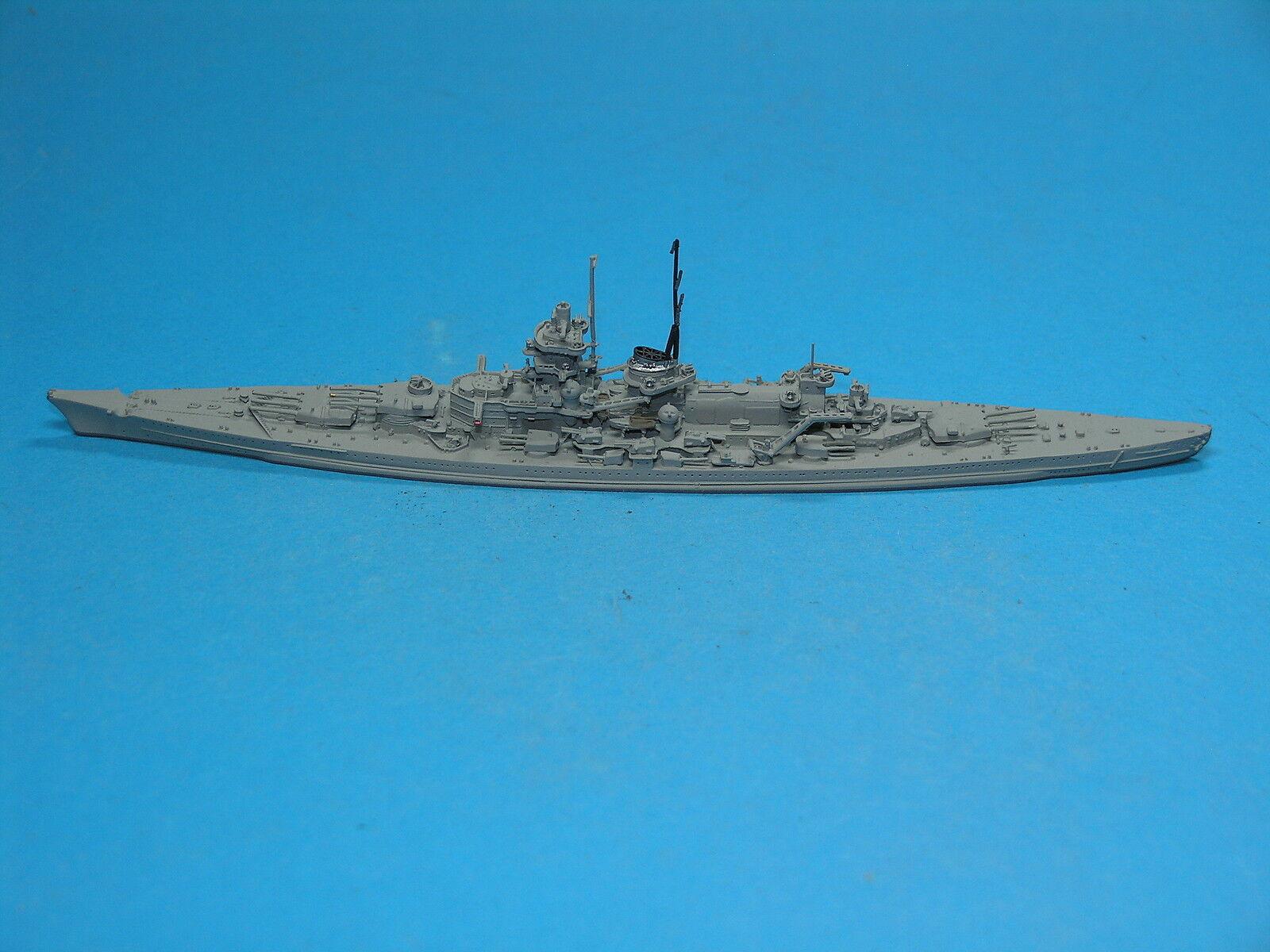 1  1250 barco de batalla Gneisenau de Neptuno (1004a) (b)