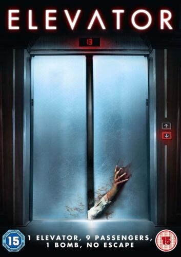1 of 1 - Elevator (DVD) (NEW AND SEALED) (REGION 2) (FREE POST)