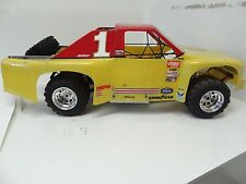 RACO 1/4 Scale Vintage Short Course RC Truck Gas Powered Radio Control Very Rare
