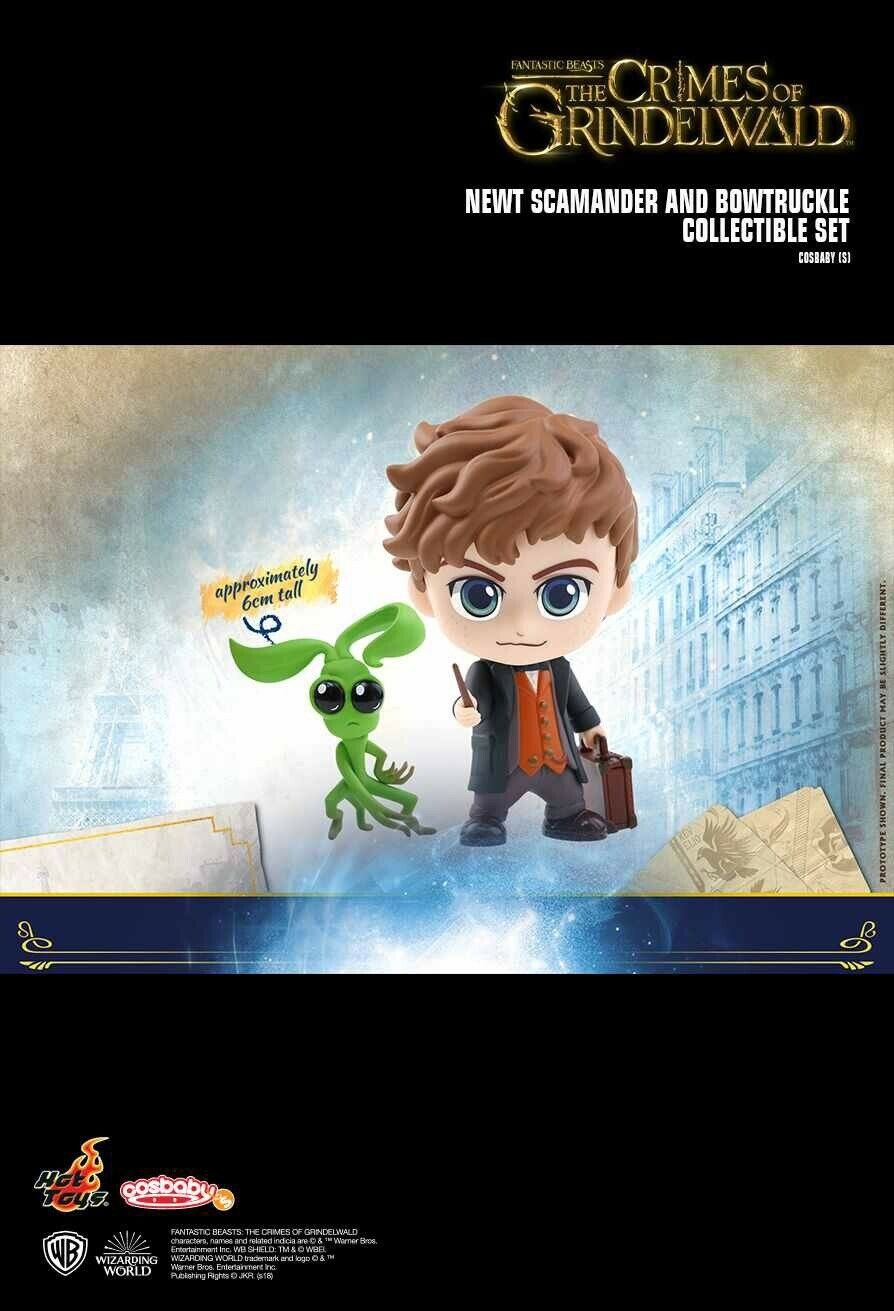 Hoy Toys Cosbaby Fantastic Beasts The Crimes Of Grindelwald Set COSB516