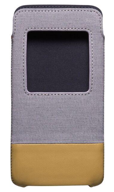 Originale BlackBerry Smart Vista CUSTODIA TASCA MARSUPIO COVER per dtek50 -