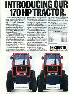 1984-Print-Ad-of-Kubota-M8950-2WD-amp-4WD-Farm-Tractor
