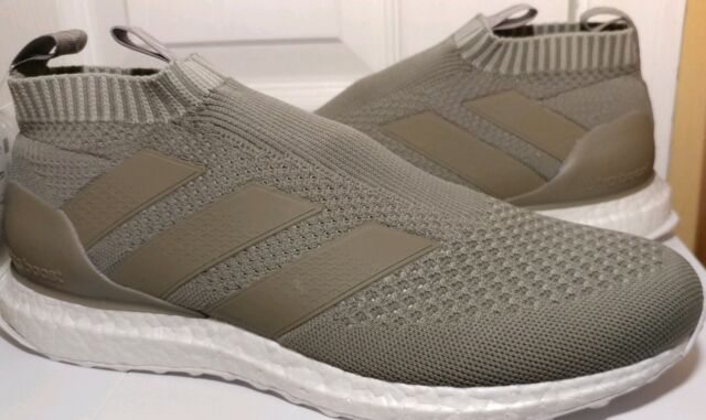new arrival 50438 5bac8 Adidas Ace 16+ Purecontrol UltraBoost Clay US Size 10.5 CG3655