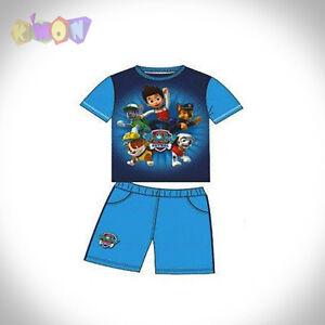 6726-Conjunto-Camiseta-y-Shorts-Patrulla-Canina