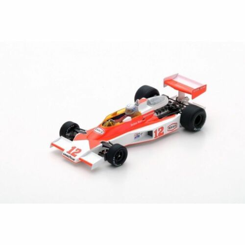 S4361 Spark:1/43 McLaren M23 #12 5th Place Monaco GP 1976 Jochen Mass
