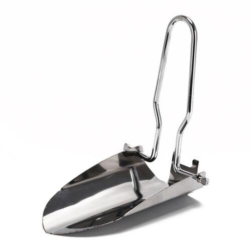 Multi-functional mini folding shovel survival spade emergency fishing camping SR