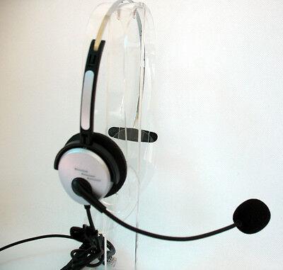B10KX-T Headset for SNOM 320 360 370 820 870 Avaya 1608 1616 9620 9630 9640 9650