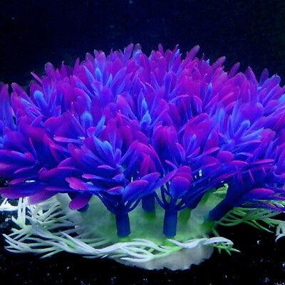 Soft Aquarium Fish Tank Decoration Underwater Water Plants Ornament Decor