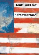 City Lights Open Media: Interventions by Noam Chomsky (2007, E-book)