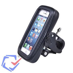 Funda-protectora-para-GPS-Smartphone-Soporte-de-bicicleta-Tres-tallas-S-M-L-Moto