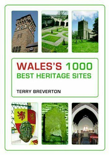 1 of 1 - WALES'S 1000 BEST HERITAGE SITES-ExLibrary