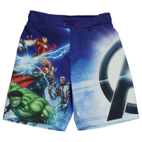 3//4,4//5,5//6,7//8,9//10,11//12,13YR NEW WITH TAGS MARVEL:AVENGERS SWIM//BOARD SHORTS