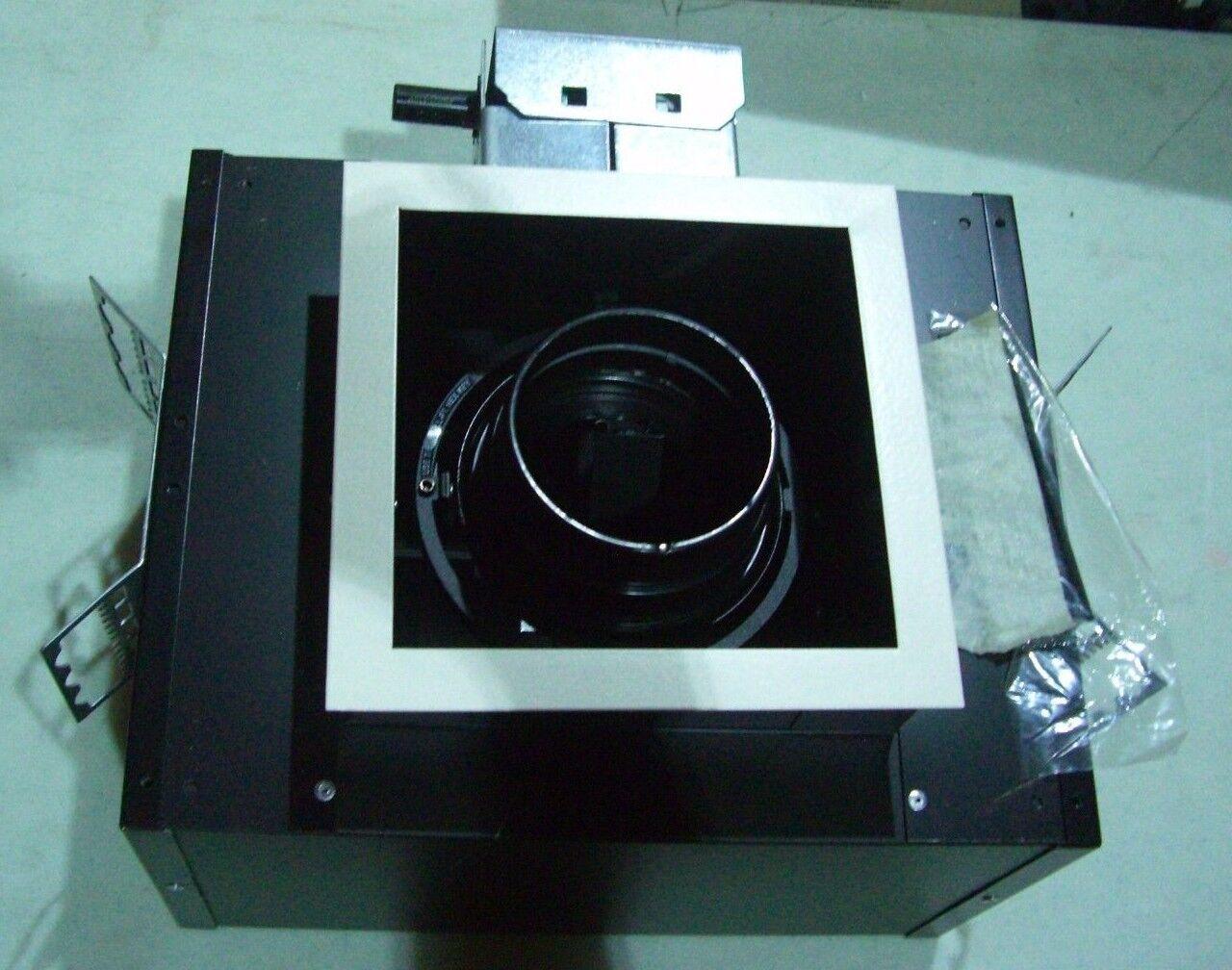 Lightolier Adjustable Spot Lighting Weiß Trim Style PB1P3075B NEW