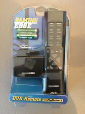 Gaming Edge PS2 DVD Remote DVD Player Wireless Remote Control for Playstation 2