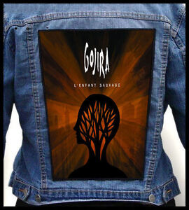 gojira lénfant sauvage meaning