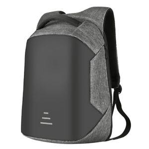 3088942eb98a Image is loading BAIBU-Waterproof-Anti-theft-Laptop-Backpack-USB-Charging-