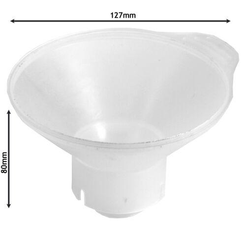 Howdens Lamona Lave-vaisselle Sel entonnoir blanc 1881580300 HJA8630 HJA8640