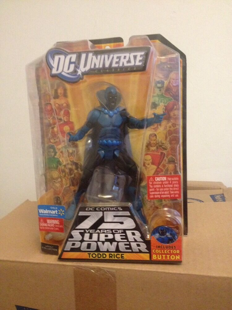 Dc Universe Classics Todd Rice Figura De Acción Ultra Humanite Serie Exclusiva