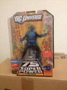 Dc Universe Classics Figurine Todd Rice de série Ultra Humanite Exclusive