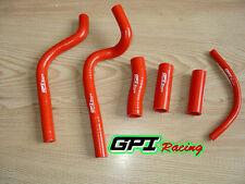 FOR Honda CR500/CR500R silicone radiator hose Kit 1995-2001 95 96 97 98 99