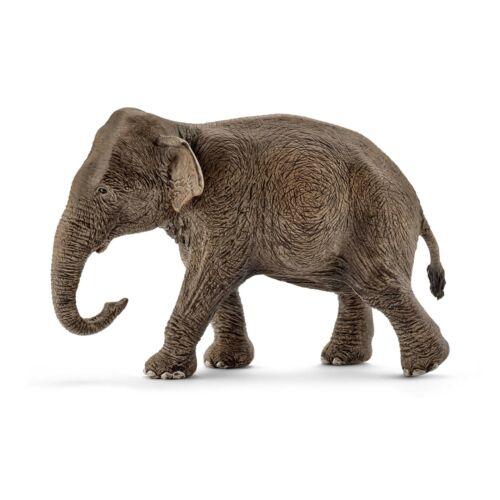 SCHLEICH Wild Life asiatico elefantenkuh ELEFANTE animali selvatici personaggio del gioco