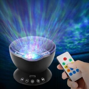 WR-ROTATING-LED-OCEAN-WAVE-PROJECTOR-LAMP-NIGHT-LIGHT-REMOTE-CONTROL-MUSIC-PLAY