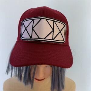 Fashion Anime Adjustable Japanese Hat Hunterxhunter Killua Logo Cosplay Cap Gift